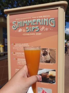 Shimmering Sips Tropical Mimosa - 10/10